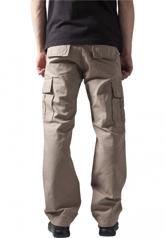 ed797d38faa8 Pánske kapsáčové nohavice URBAN CLASSICS Camouflage Cargo Pants beige  2