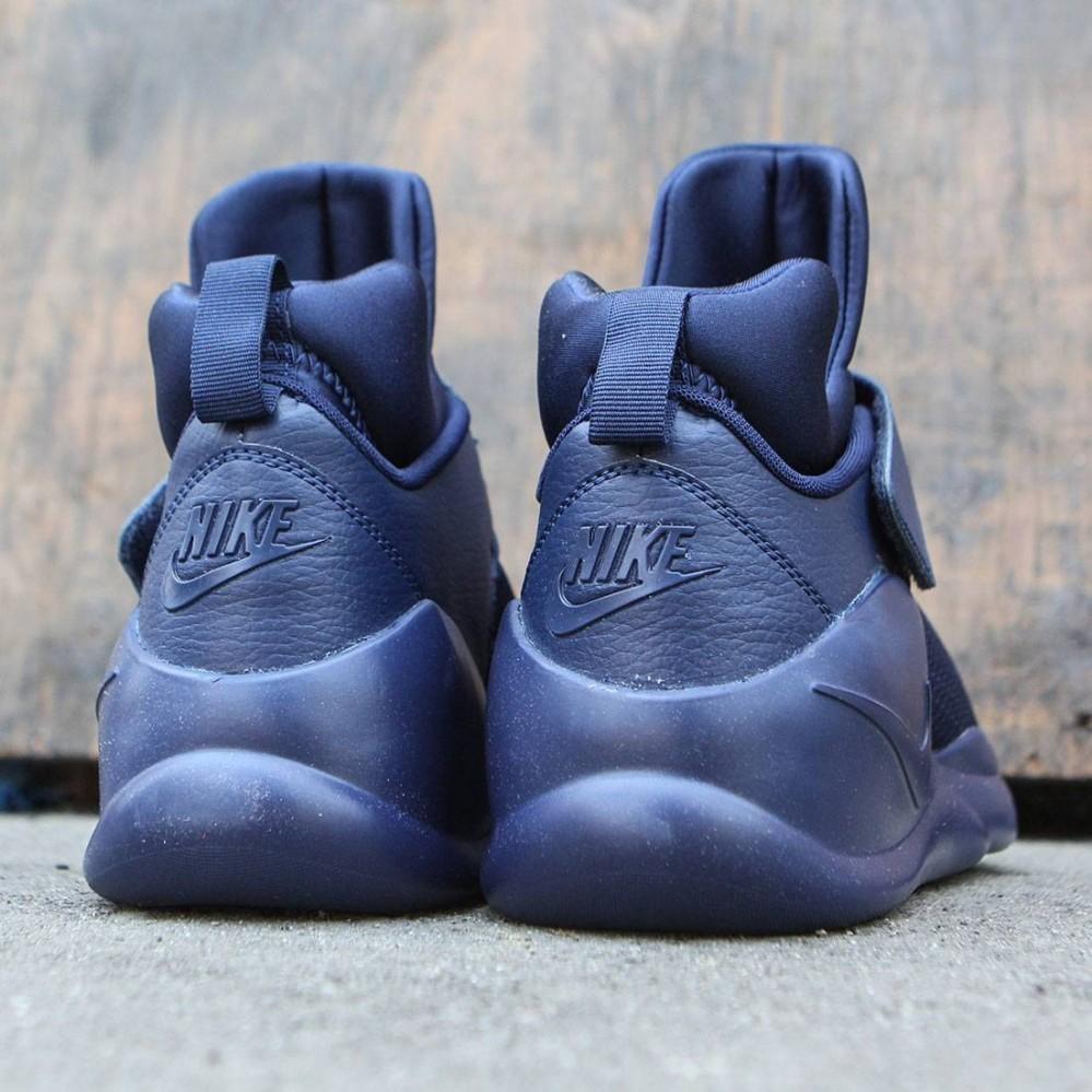 Pánske kotníkové tenisky Nike Kwazi Shoe Midnight Navy Navy - Pánske ... c734e1389a1