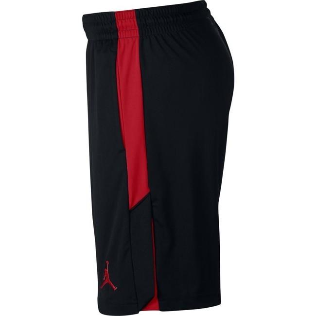 Pánske kraťasy Air Jordan Dri-Fit 23 Alpha Black Red Shorts - Pánske ... 9d32b72d72c