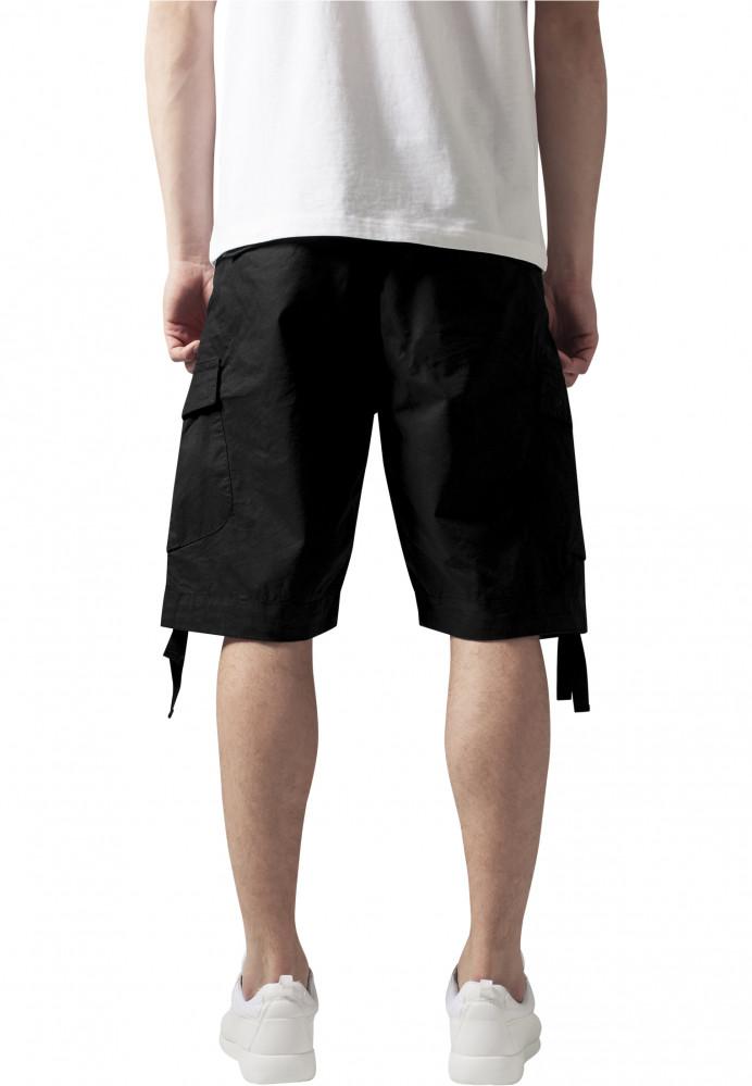 9af8b99a4a9f Pánske kraťasy URBAN CLASSICS Cargo Twill Shorts black - Pánske ...