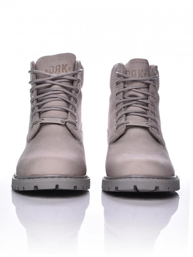 b099349987933 Pánske šedé topánky na zimu Dorko WOODSMAN - Pánska zimná obuv ...