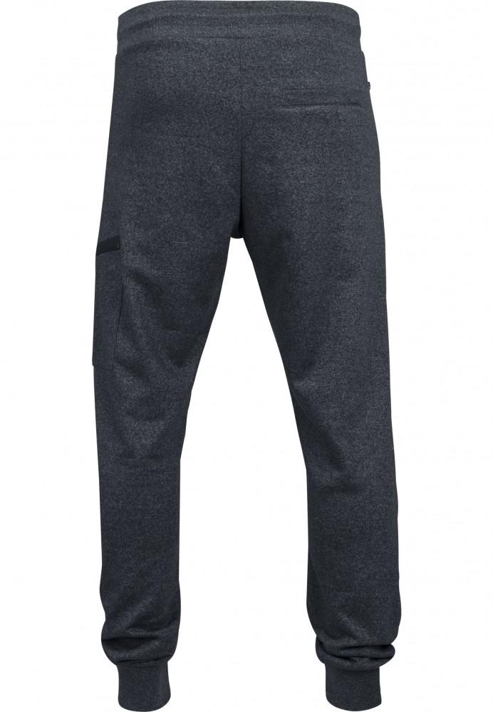 Pánske športové tepláky Urban Classics Active Melange Jogpants šedé ... 2971aa86a1c