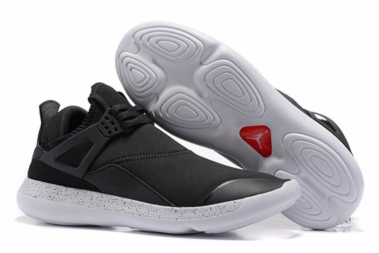 f514ed972 Pánske tenisky Air Jordan Fly ´89 Black Black White - Pánske tenisky ...