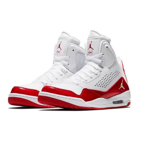 Pánske tenisky Air Jordan SC-3 White Gym Red - Pánske tenisky - Locca.sk d8e7c39e606