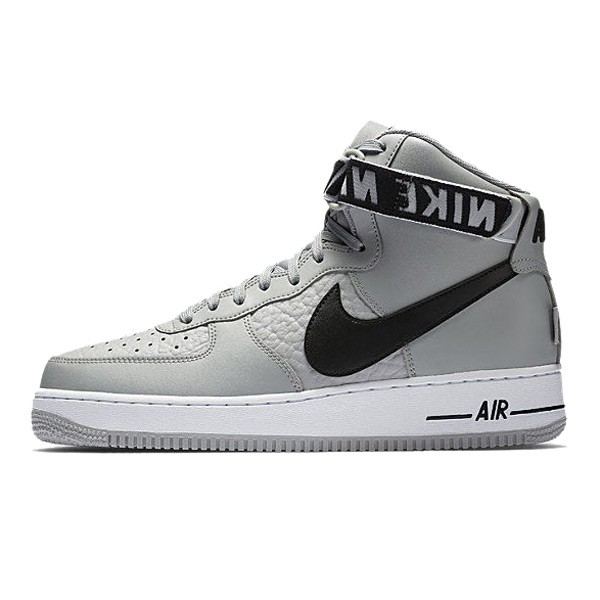 72be28ea88ed Pánske tenisky Nike Air Force 1 High `07 NBA Pack Grey Black ...