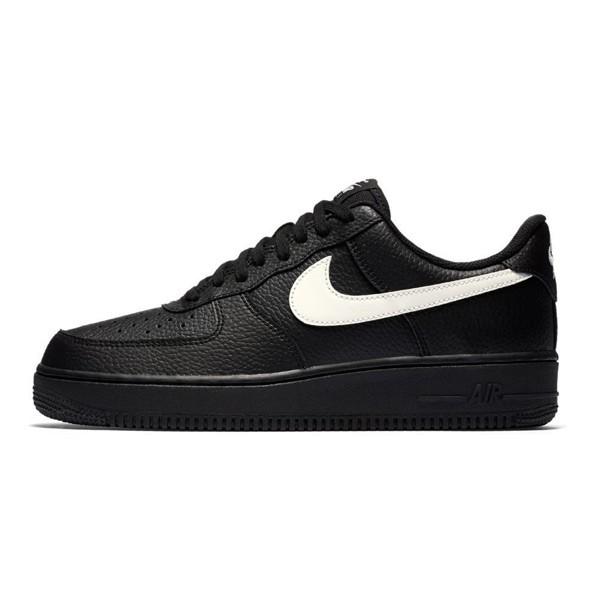 75579eab5f176 Pánske tenisky Nike Air Force 1 Low Black White Sail - Pánske ...