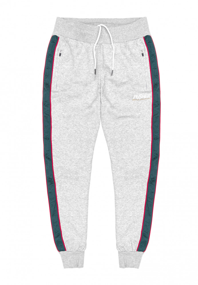 Pánske tepláky Pusher Hustle Sweatpants Farba  grey b4c88fab18e