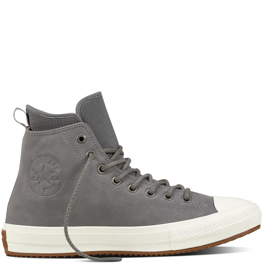 be38229b1c9b2 Pánske topánky šedej farby Converse Chuck Taylor All Star Waterproof ...