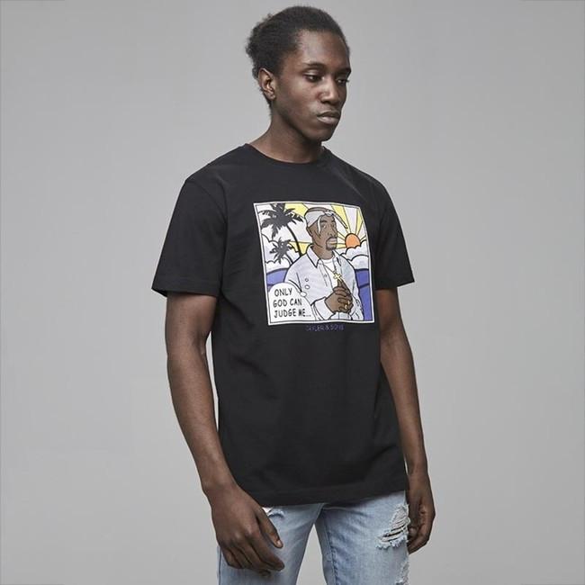 0061b1a479a5 Pánske tričko Cayler   Sons White Label Pacenstein Tee black Size ...