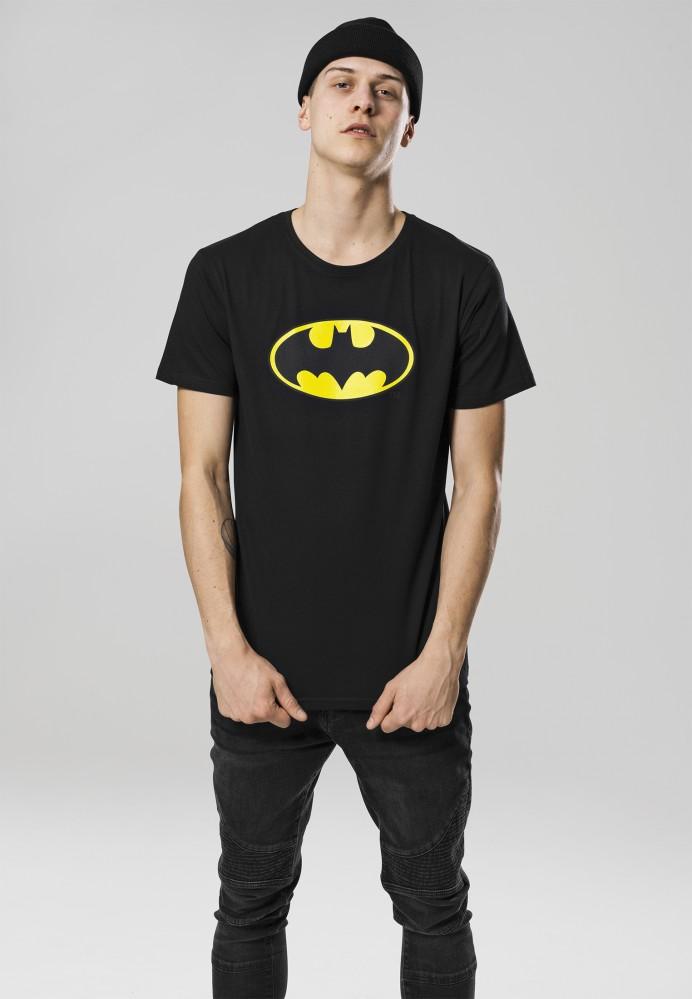 35233ce639 Pánske tričko Merchcode Batman Logo Tee - Pánske tričká s krátkym ...