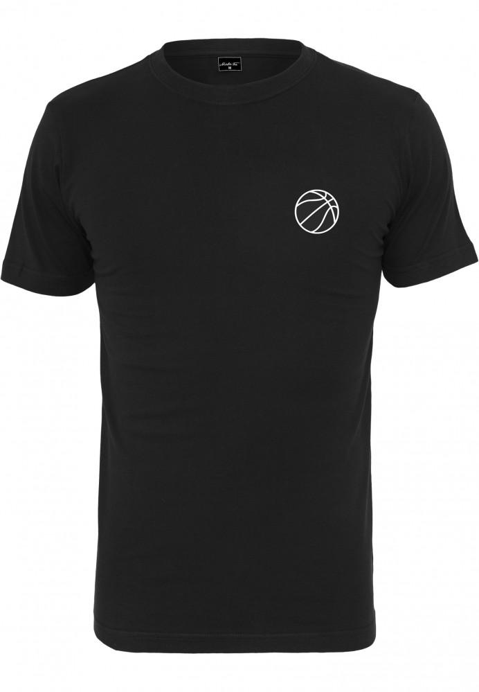 Pánske tričko MR.TEE Colored Basketball Player Tee Farba: black,