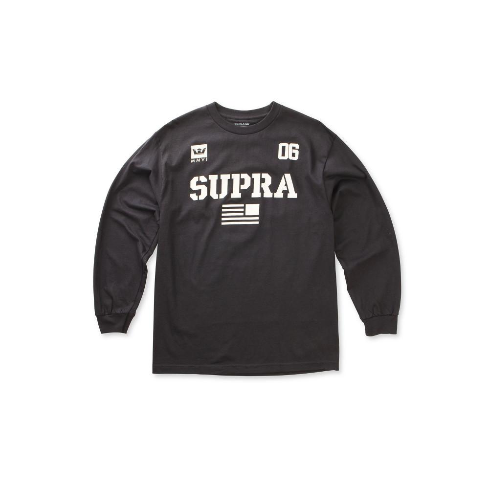 c4a5ef7bb1a9 Pánske tričko s dlhým rukávom Supra Team USA - Pánske tričká s ...
