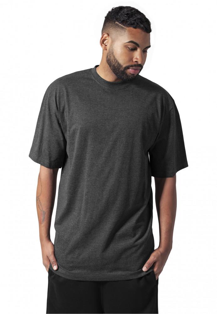 Pánske tričko s krátkym rukávom URBAN CLASSICS Tall Tee charcoal