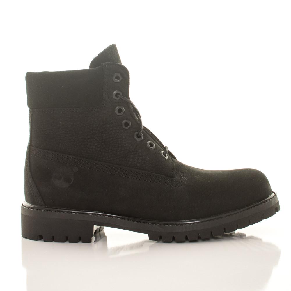 Pánske vodeodolné čierne zimné topánky Timberland 6-Inch Icon ... 918c69bf3d4