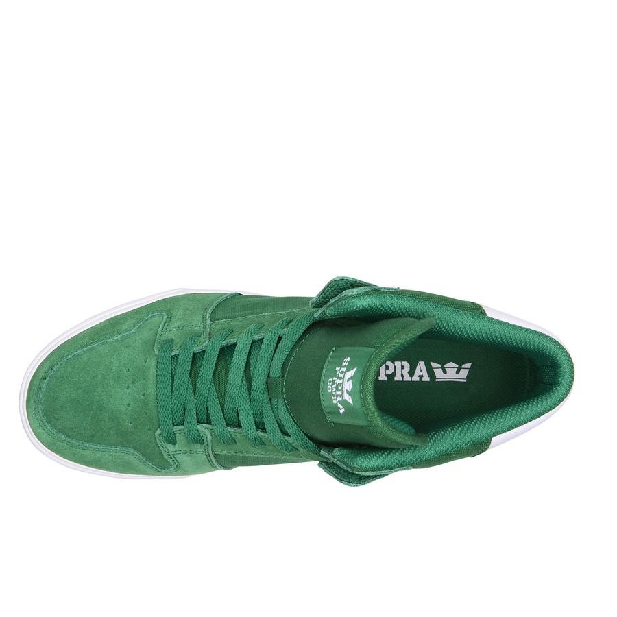 Pánske zelené tenisky Supra Vaider - Pánske tenisky - Locca.sk f68b3bbfbfc