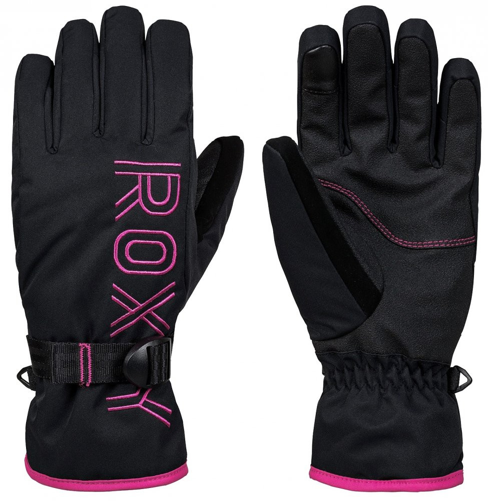 Rukavice Roxy Freshfield true black