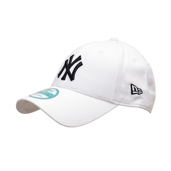 7f276cdc0 Šiltovka New Era 9Forty MLB League Basic NY Yankees White Black ...