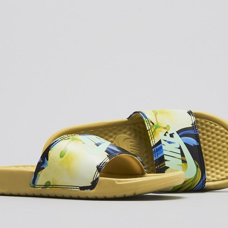Šľapky Nike WMNS BENASSI JDI PRINT - Pánske šlapky - Locca.sk b18fa8828a8