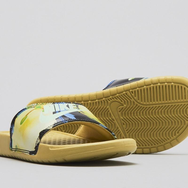Šľapky Nike WMNS BENASSI JDI PRINT - Pánske šlapky - Locca.sk 5f7fae457de
