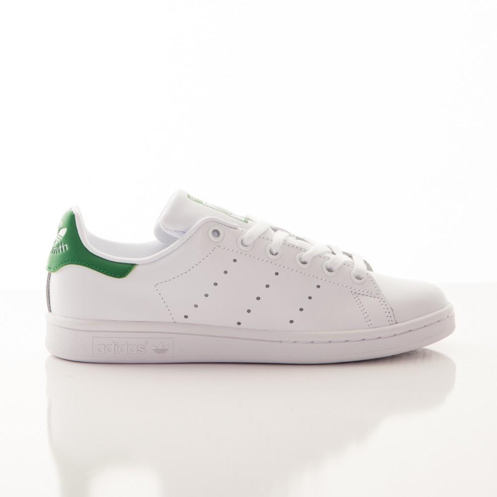 6e427e65fb629 Tenisky Adidas Originals Stan Smith White Green - Dámske tenisky ...