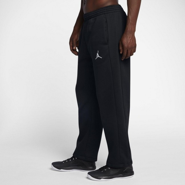 Tepláky Air Jordan Flight Pant Black White - Pánske nohavice - Locca.sk da406ac06ca