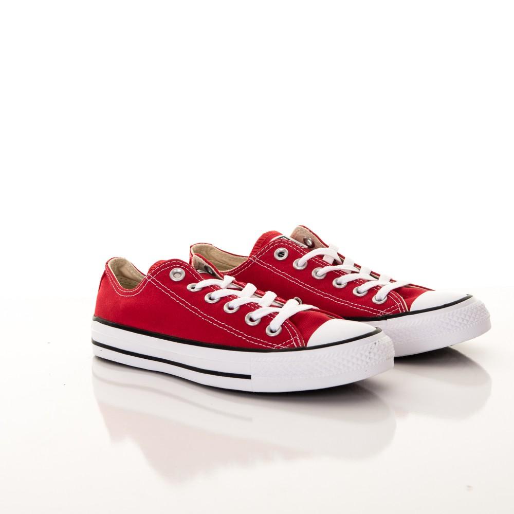 54736dc0c Unisex červené tenisky Converse Chuck Taylor All Star - Pánske ...