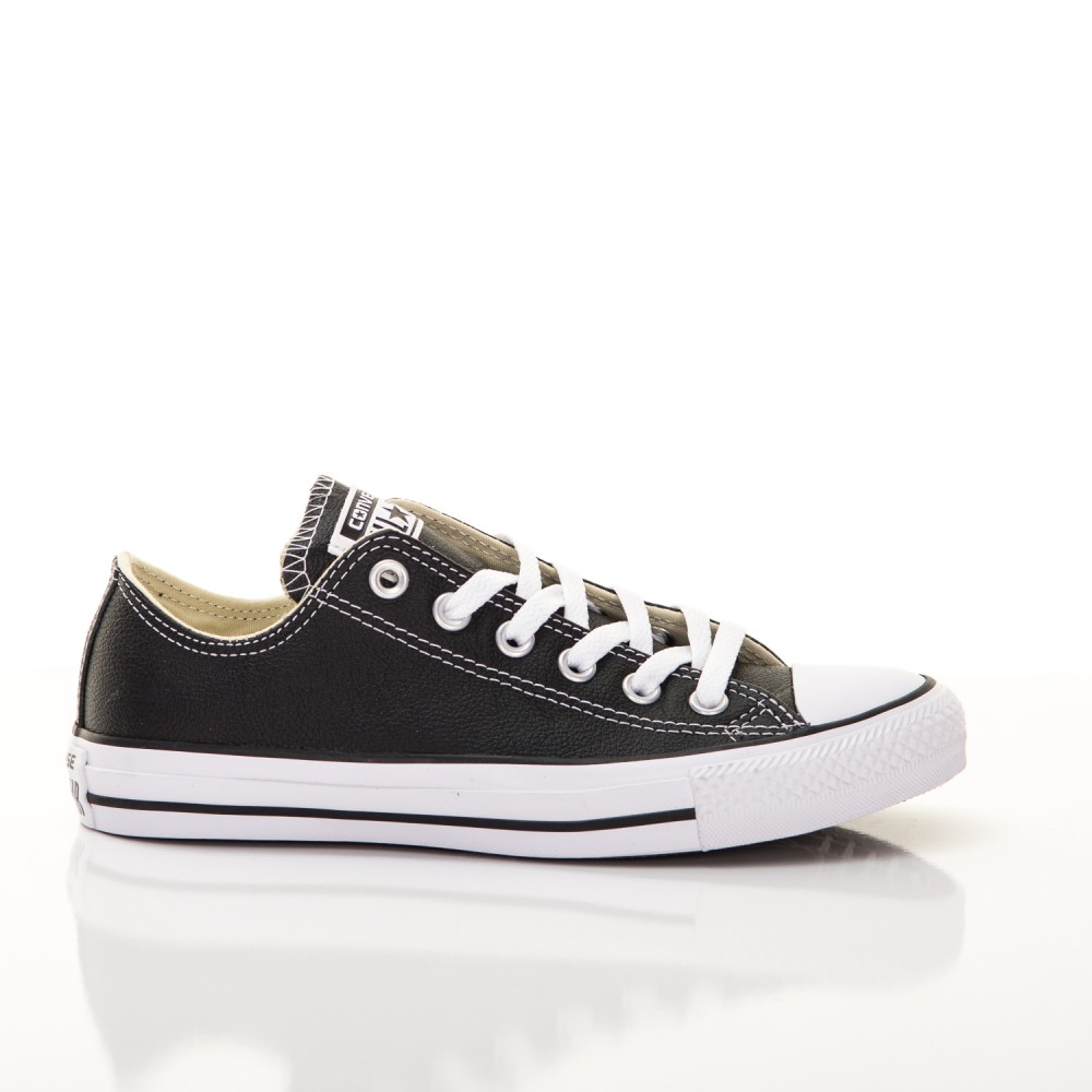 Unisex Tenisky Converse Chuck Taylor All Star Leather Low Top Black White a94aabf8050