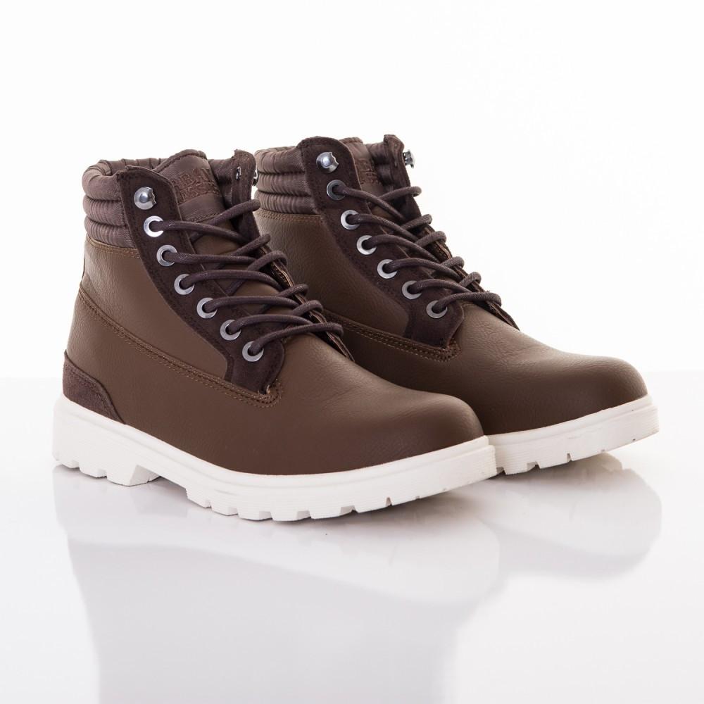 Zimná obuv URBAN CLASSICS WINTER BOOTS BROWN/DARK