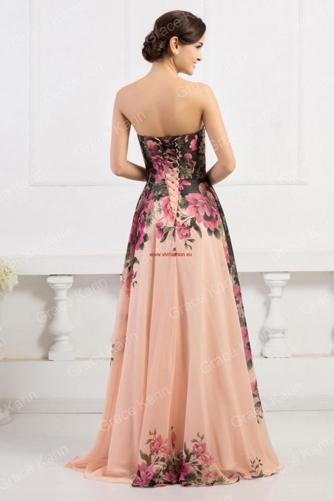 Dlhé spoločenské šaty Selena 1007 - Spoločenské šaty dlhé - Locca.sk 00c5c6acded