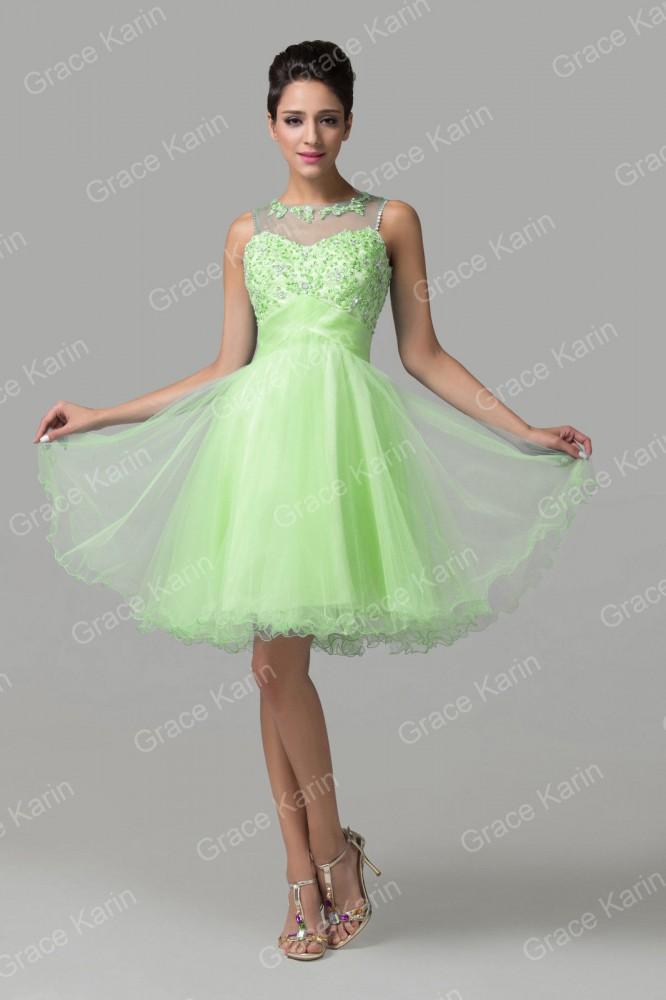 Krátke spoločenské šaty Selena 1505 - Spoločenské šaty krátke - Locca.sk 66f4869c583