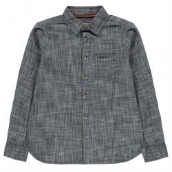 Chlapčenská košeĺa s dlhým rukávom SoulCal H7445