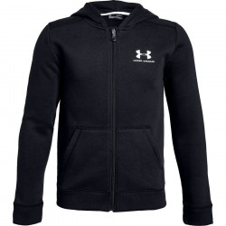 Chlapčenská mikina Under Armour Cotton Fleece Full Zip E4037