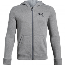 Chlapčenská mikina Under Armour Cotton Fleece Full Zip E4038