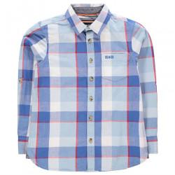 Chlapčenská štýlová košeĺa SoulCal H7444