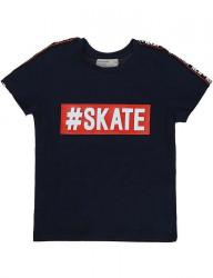 Chlapčenské bavlnené tričko I5586