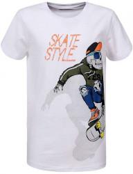 Chlapčenské bavlnené tričko I5640