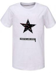 Chlapčenské bavlnené tričko I5644