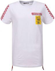 Chlapčenské bavlnené tričko I5645