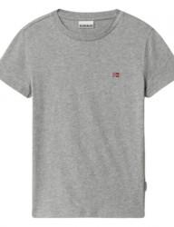 Chlapčenské bavlnené tričko Napapijri O1880