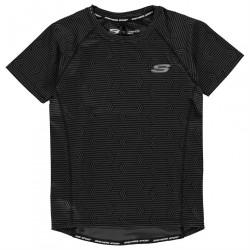 Chlapčenské športové tričko Skechers H7146