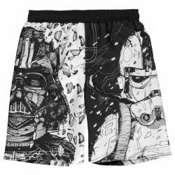 Chlapčenské štýlové šortky Character H8456