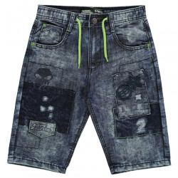 Chlapčenské štýlové šortky No Fear H9583