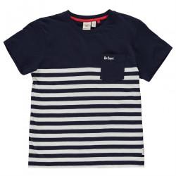 Chlapčenské štýlové tričko Lee Cooper H6186