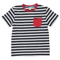 Chlapčenské štýlové tričko Lee Cooper H6187