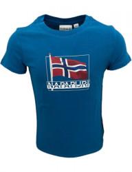 Chlapčenské štýlové tričko Napapijri O1746