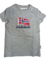 Chlapčenské štýlové tričko Napapijri O1747