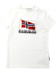 Chlapčenské štýlové tričko Napapijri O1748