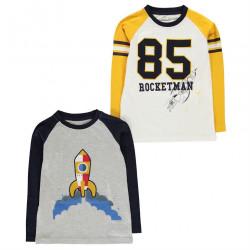 Chlapčenské tričká Crafted H7510