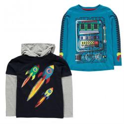 Chlapčenské tričká Crafted H7511