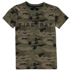 Chlapčenské tričko Firetrap H8296